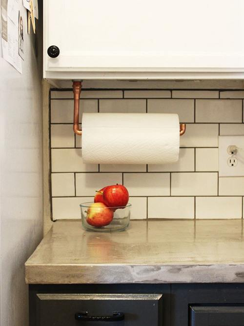 DIY Paper Towel Holder Projects