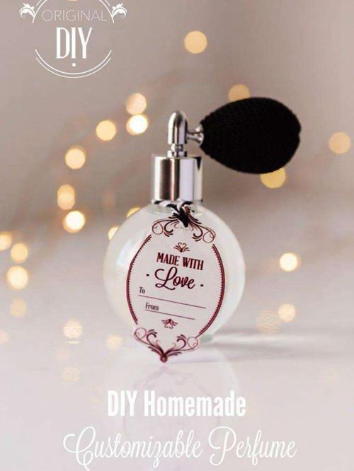 DIY Perfume Ideas