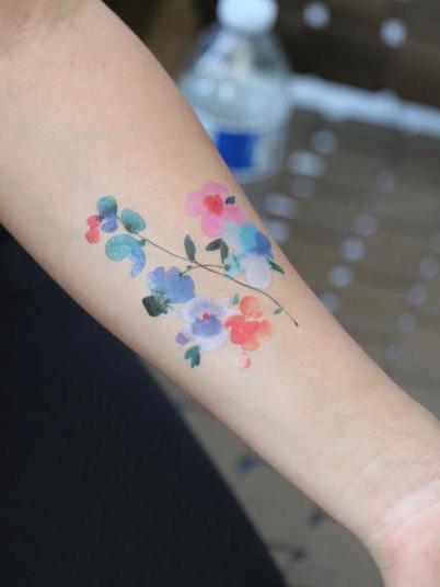 DIY Temporary Tattoos Ideas