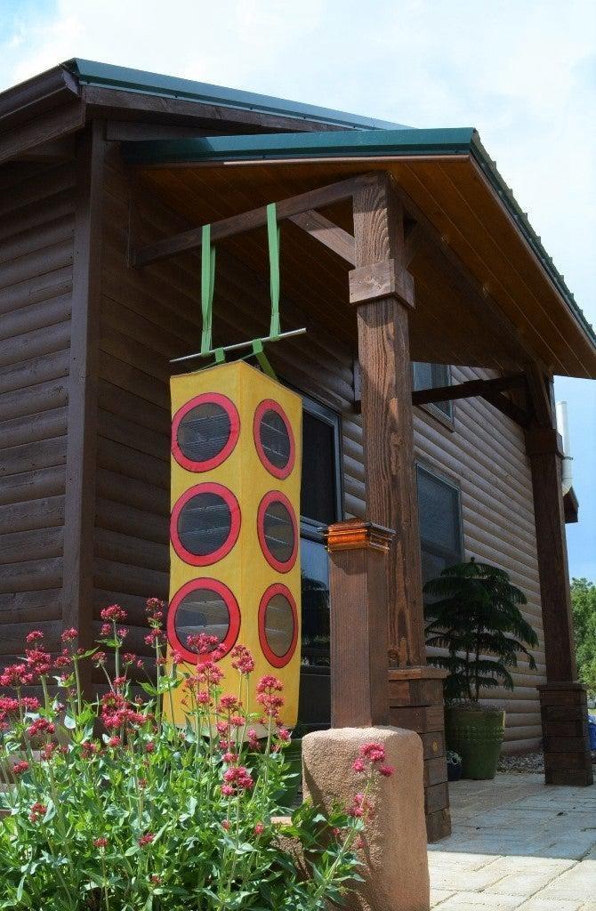 1. DIY Solar Food Dehydrator