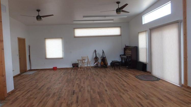 1. DIY Sprung Wood Dance Floor