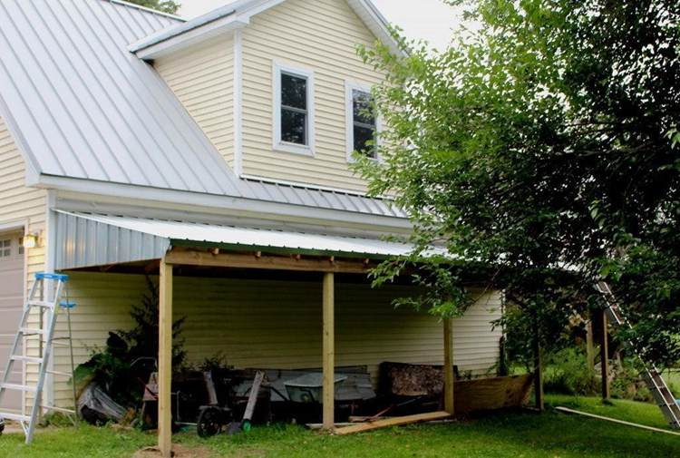 1. How To Build A Lean To Shed