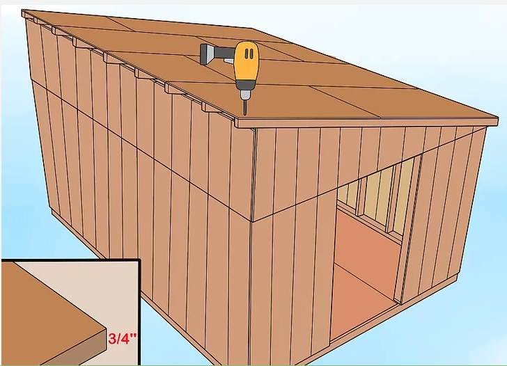 10. How To Build A Lean To Shed Easy