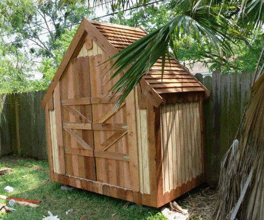 10. How To Make A Narrow Backyard Shed