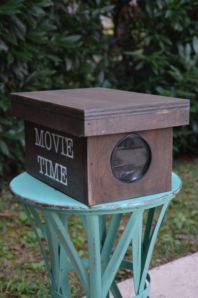 11. DIY Movie Projector For Phone