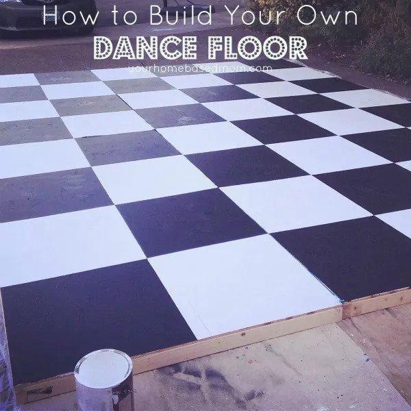 11. How To Build Your Own Dance Floor