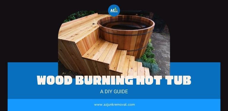 12. DIY Hot Tub Build