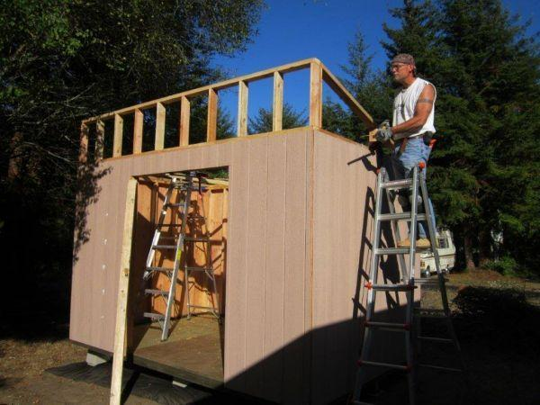 12. Free Lean To Shed Building Guide