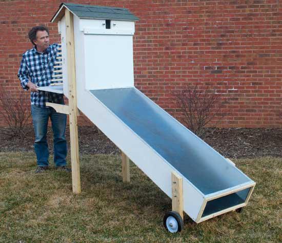 12. Solar Food Dehydrator DIY