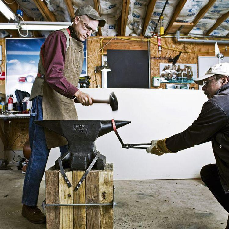 13. How To Build A Forge