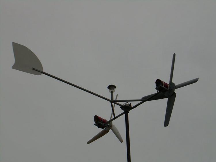 14. DIY Wind Turbine