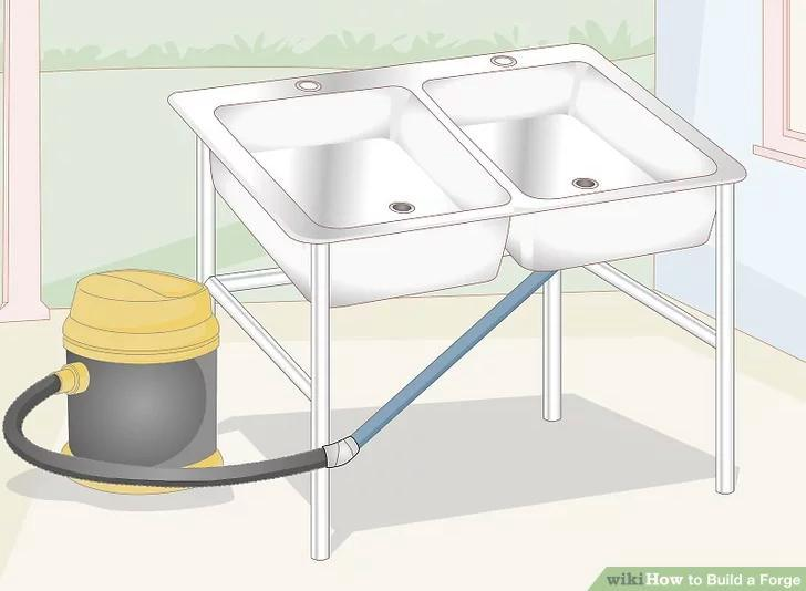 14. How To Build A Forge