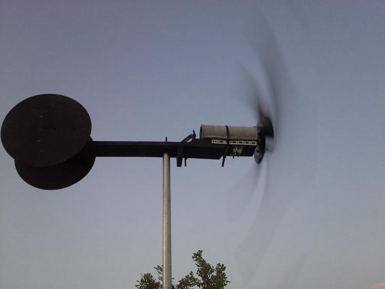 15. DIY Wind Generator