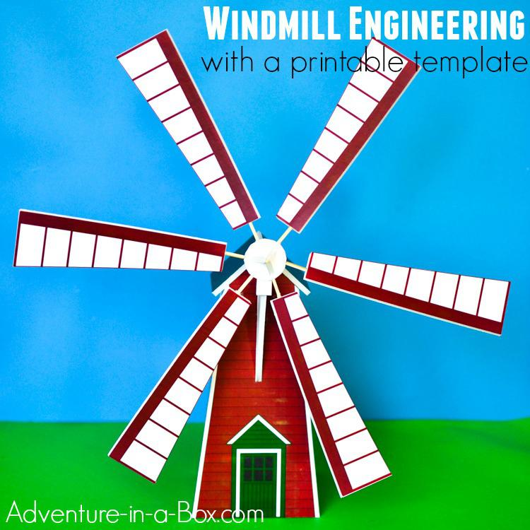 15. How To Make A Windmill