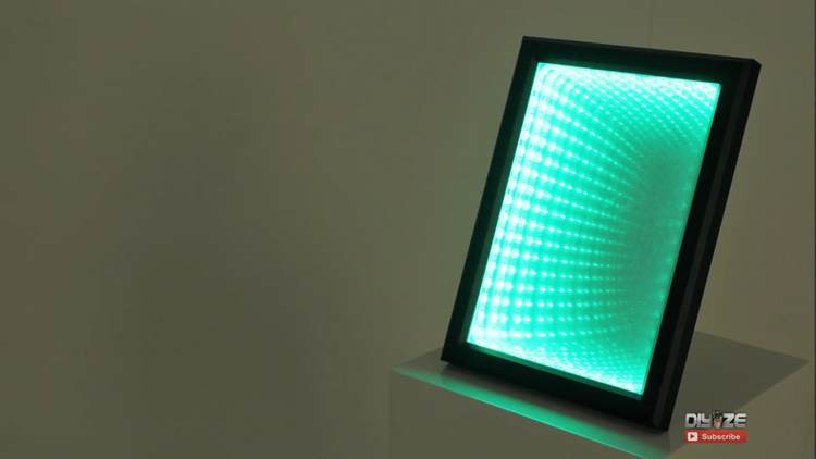15. How To Make An Infinity Mirror