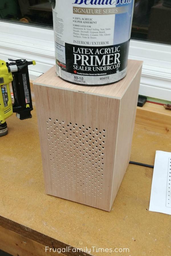 16. DIY Bluetooth Speaker With Subwoofer
