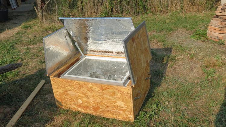 17. DIY Solar Oven