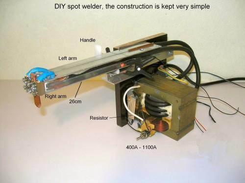 17. How To Build A Spot Welder