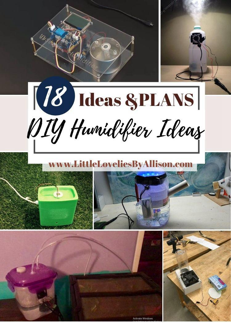 18 DIY Humidifier Ideas_ Best Methods To Fight Dry Air