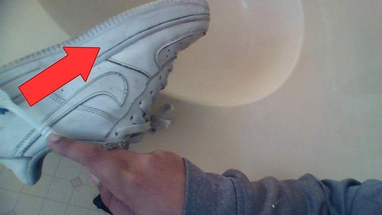2. How To Clean Shoe Without Shoe Cleaner