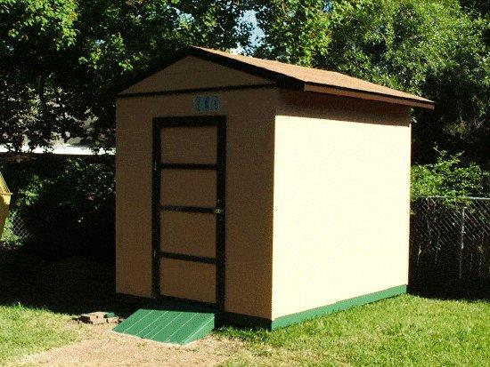 20. How To Build An 8'x10′ Storage Shed