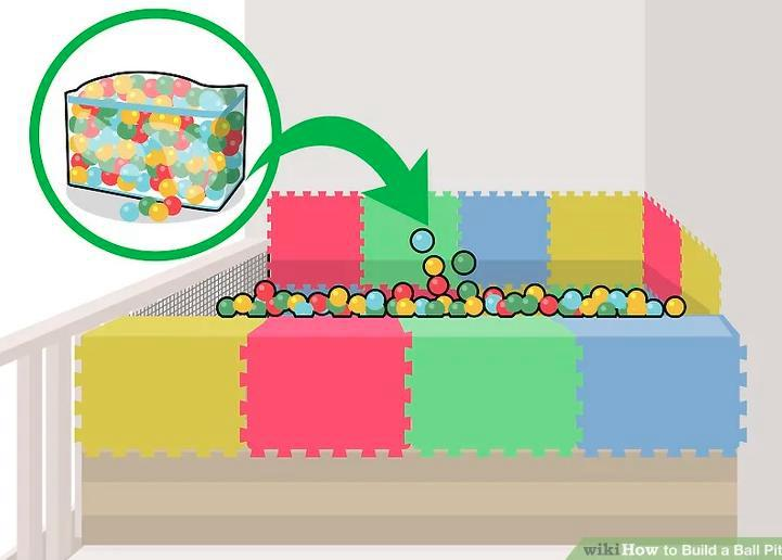 21. How To Build A Ball Pit