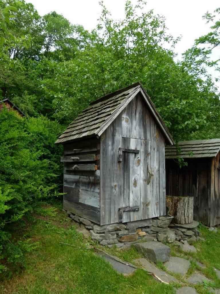 22. Build A Backyard Smokehouse