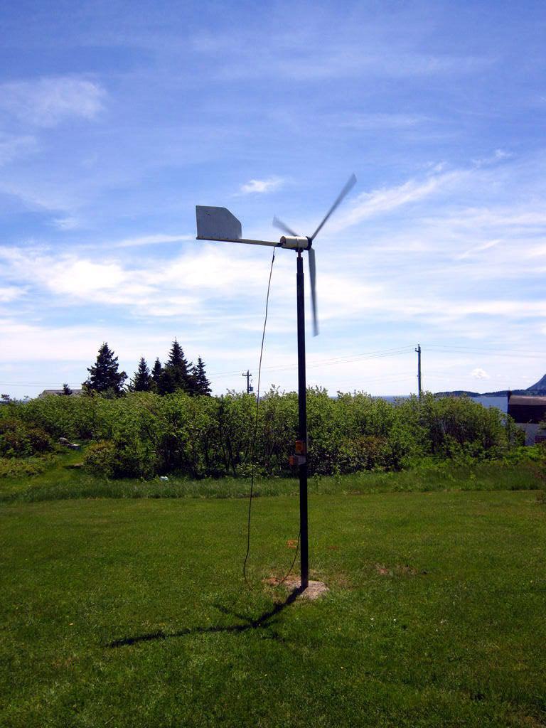 22. Wind Turbine DIY