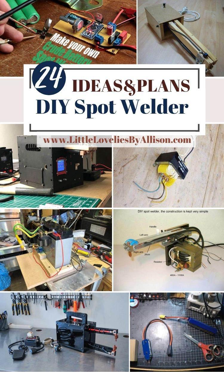 24 DIY Spot Welder Projects_ How To Make A Pro Spot Welder