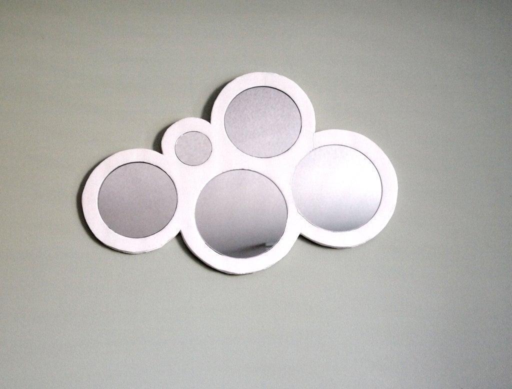 29. DIY Cloud Mirror