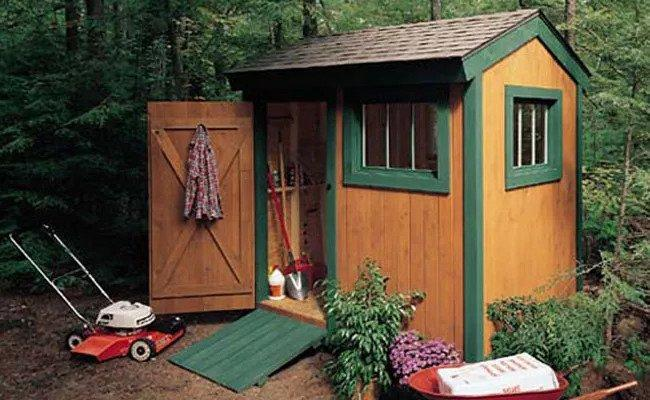 3. How To Build A Backyard Shed