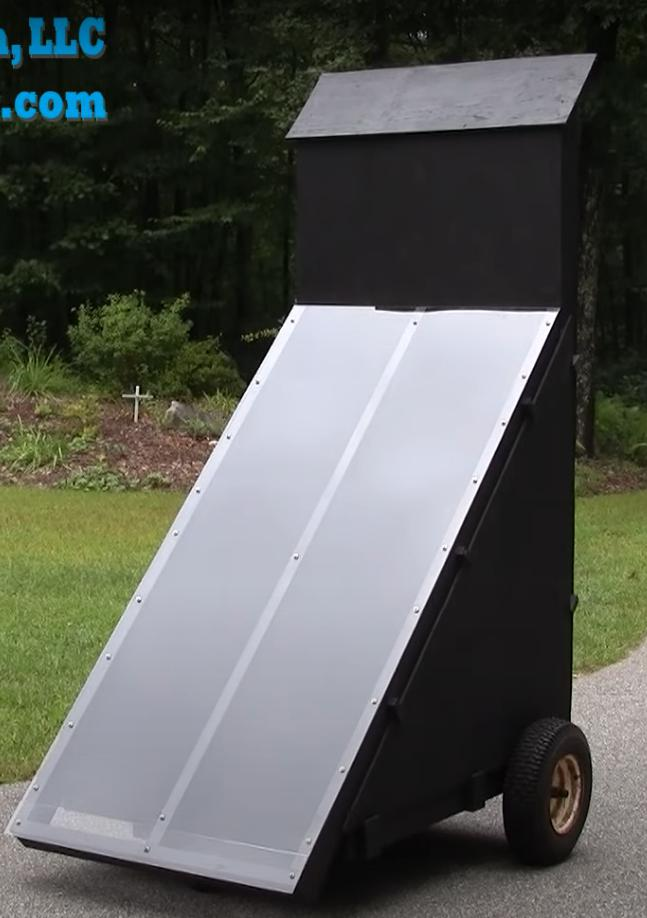 3. How To Build A Solar Food Dehydrator