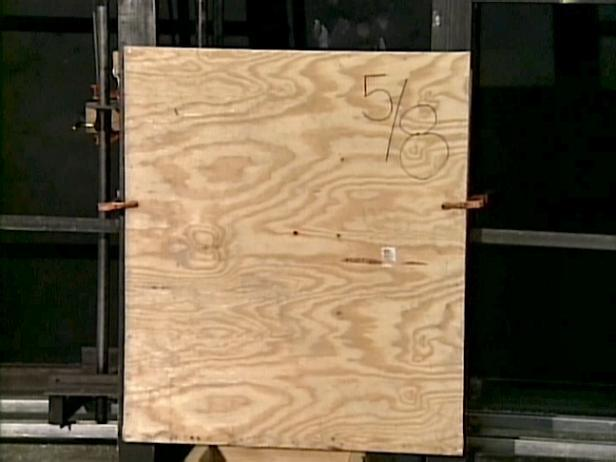 5. DIY Plywood Hurricane Shutters