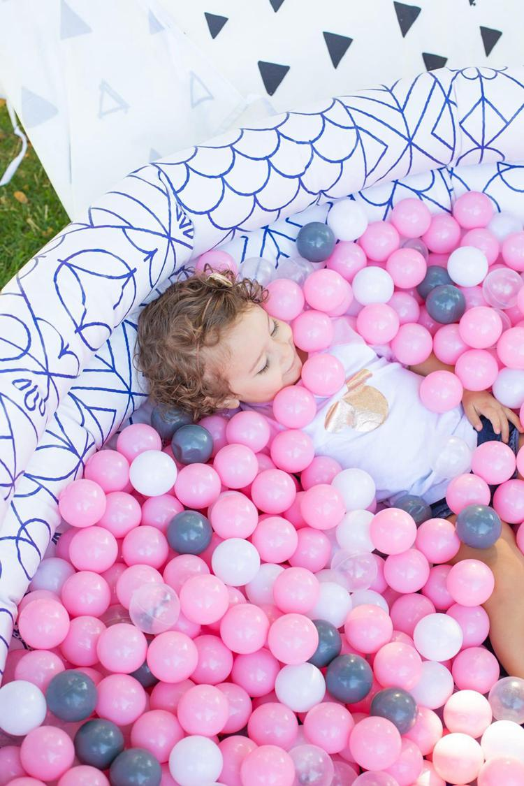 5. How To Make A DIY Ball Pit
