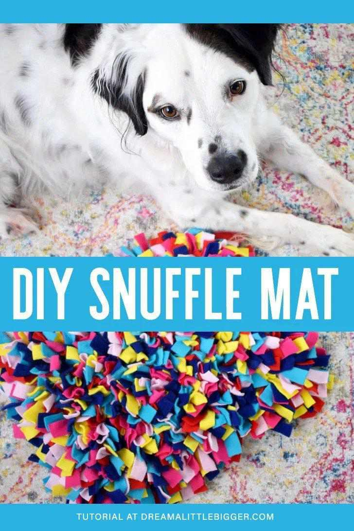 5. How To Make A Snuffle Mat