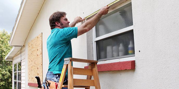 6. DIY Hurricane Shutters