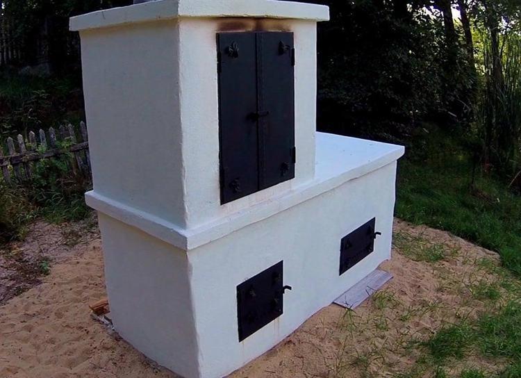 6. DIY Smokehouse Tutorial