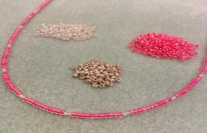 6. DIY Waist Beads
