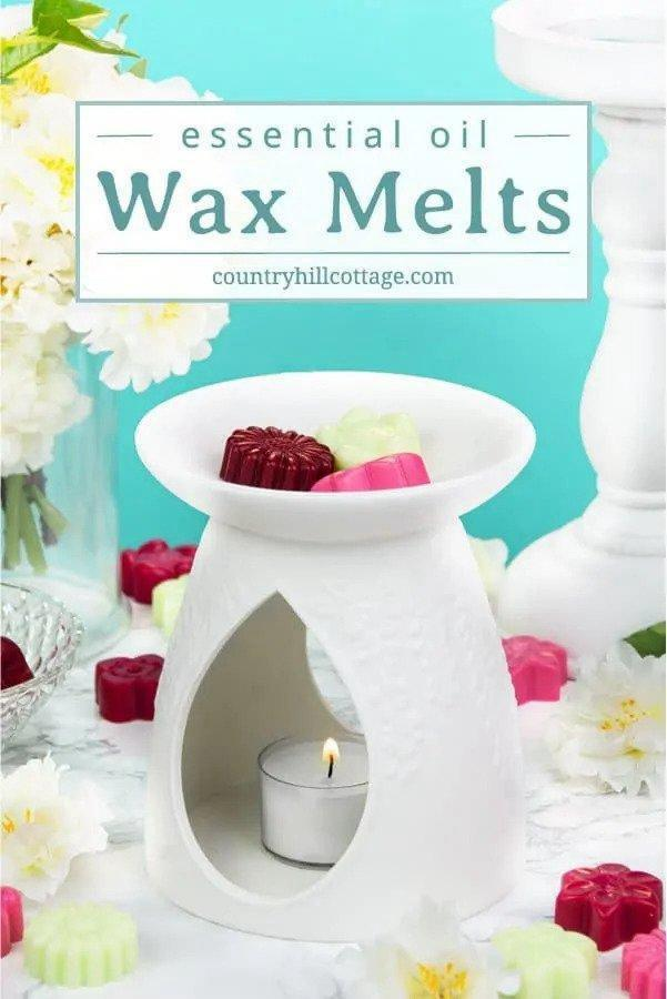 6. DIY Wax Melts