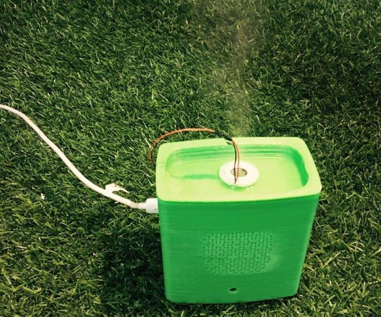 7. DIY A Humidifier