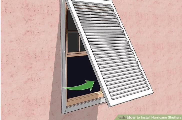 7. How To Install Hurricane Shutters