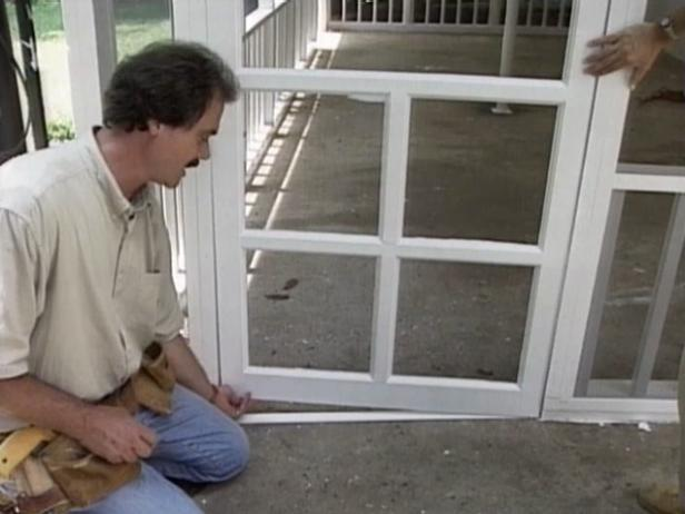 7. How To Screen In A Porch
