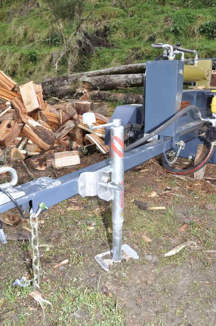 8. Building A Log Splitter