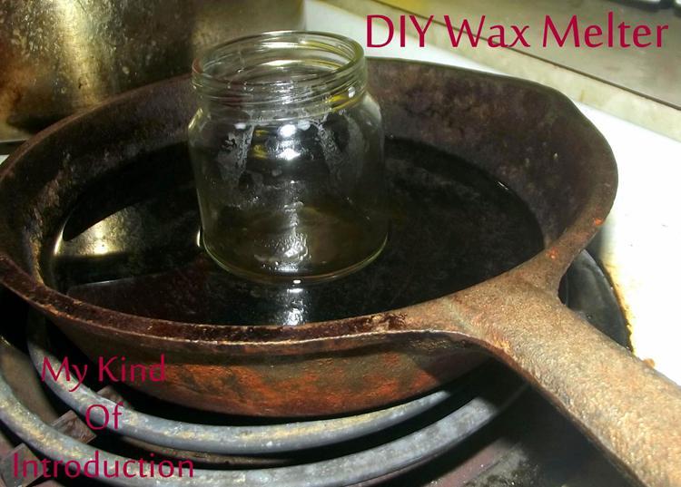 8. DIY Candle Melt Warmer