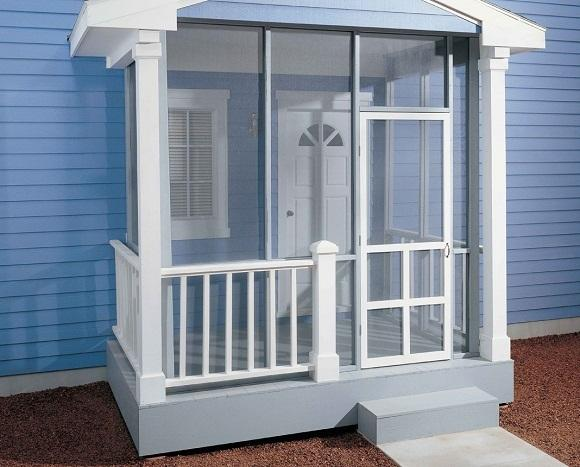 8. How To Build A Screened In Porch