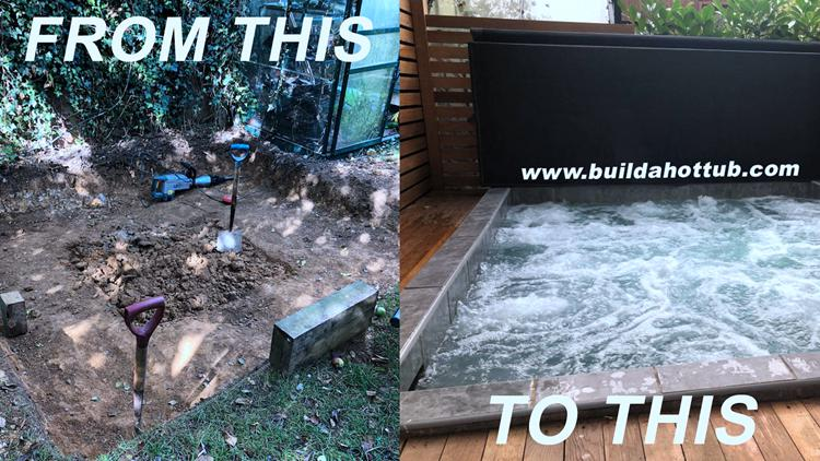 9. How To Build A Hot Tub