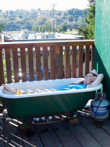 DIY Hot Tub Projects