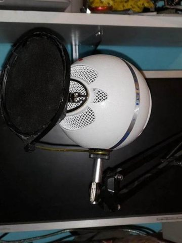 DIY Pop Filter Projects