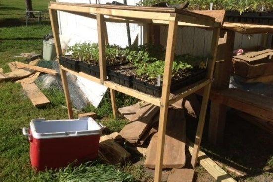DIY Rabbit Hutch Plans