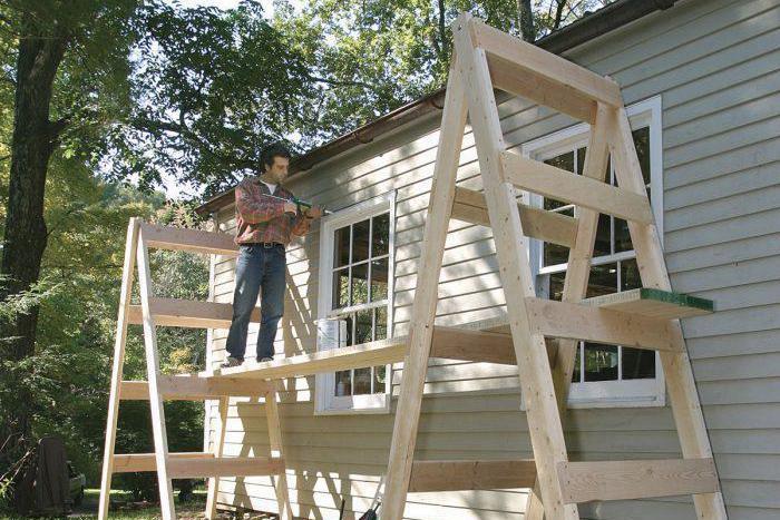DIY Scaffolding Ideas